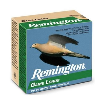"REMINGTON 20GA 2-3/4"" 7/8 OZ #8 SHOT GAME LOAD"