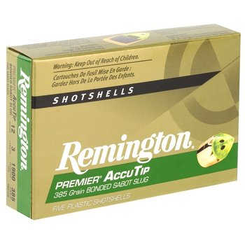 "REMINGTON 12GA 3"" 385GR BONDED SABOT SLUG"