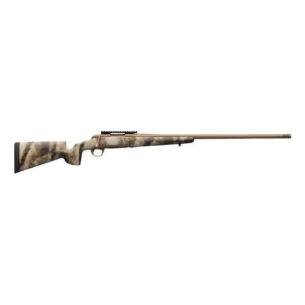 BROWNING X-BOLT HELL'S CANYON LONG RANGE MCMILLAN 6MM CM