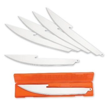 OUTDOOR EDGE 5.0 RAZORSAFE SYSTEM BONING/FILLET REPLACEMENT BLADES