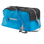 LEWIS N CLARK ELECTROLIGHT DUFFEL BLUE/CHARCOAL LC INDUSTRIES