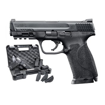 "SMITH & WESSON M&P 40 M2.0 CARRY/RANGE KIT 4.25"" 10RD 3 MAGS"