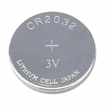 SONY LITHIUM 3V BUTTON BATTERY CR2032