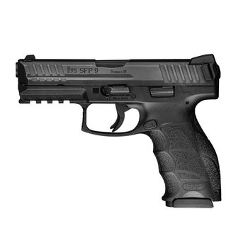 H&K SFP9 9MM BLACK SF