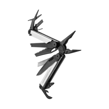 LEATHERMAN WAVE PLUS BLACK AND SILVER