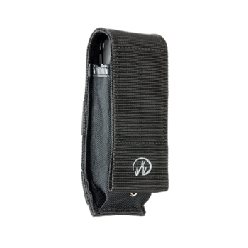 "LEATHERMAN MOLLE SHEATH BLACK LG 4"" TOOL"