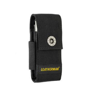 LEATHERMAN NYLON SHEATH MEDIUM BLACK 4PKT