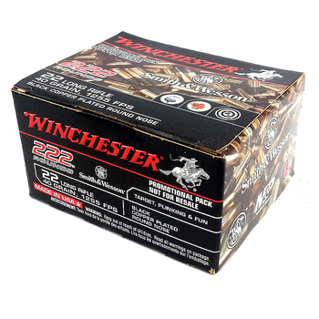 WINCHESTER 22LR 40GR 222RD