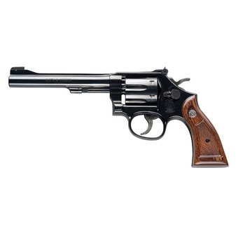 SMITH & WESSON MODEL 17 MASTERPIECE 22LR