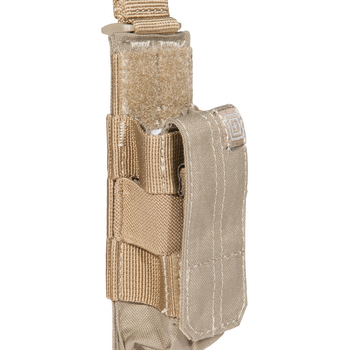 5.11 TACTICAL PISTOL BUNGEE COVER SANDSTONE
