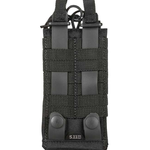 5.11 TACTICAL FLEX RADIO POUCH BLACK