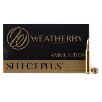 WEATHERBY 270 WBY MAGNUM 130GR SPITZER 20CT