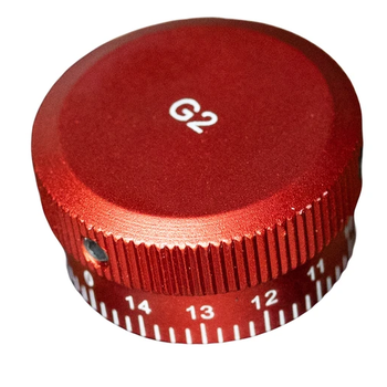 SCORPION RED HOT G2 TURRET CAP - 22 LR