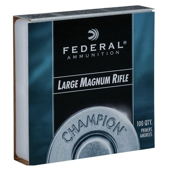 FEDERAL LARGE MAGNUM RIFLE PRIMERS 215