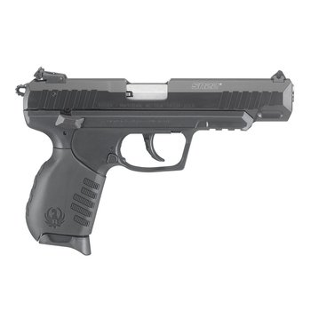 """RUGER SR22 4.5"""" BLACK ANODIZED ALUMINUM 2 MAGS"""