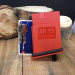 AR 15 MAGAZINE LOCK REDL