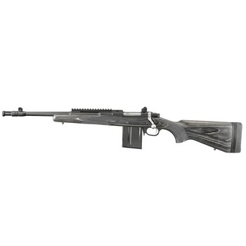RUGER GUNSITE SCOUT M77 5.56 NATO LEFT HAND
