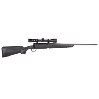 """SAVAGE ARMS AXIS XP 223 REM 22"""" WITH WEAVER SCOPE"""