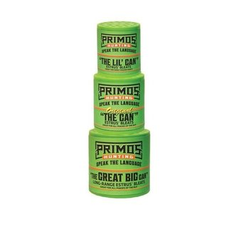 PRIMOS THE CAN FAMILY DEER CALL PAK