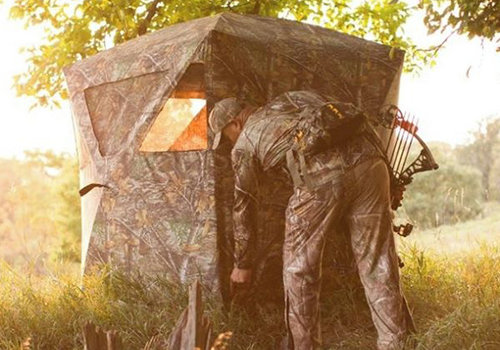 Blinds & Wall Tents