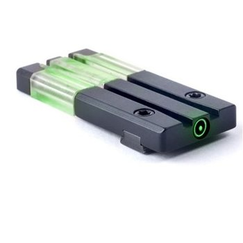 MEPROLIGHT FIBER TRITIUM REAR SIGHT GLOCK GREEN