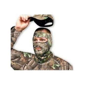 PRIMOS STRETCH-FIT FACE MASK REALTREE