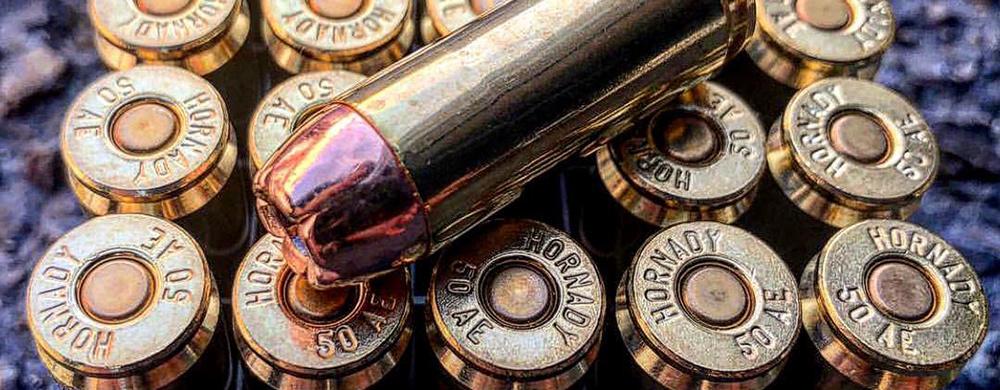 Centerfire Pistol