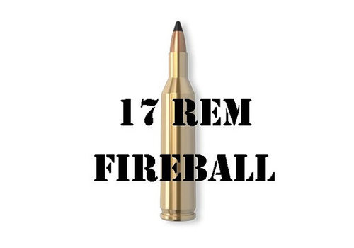 17 REMINGTON FIREBALL