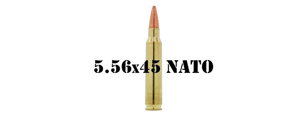5.56 x 45mm Nato