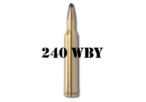 240 WEATHERBY MAG