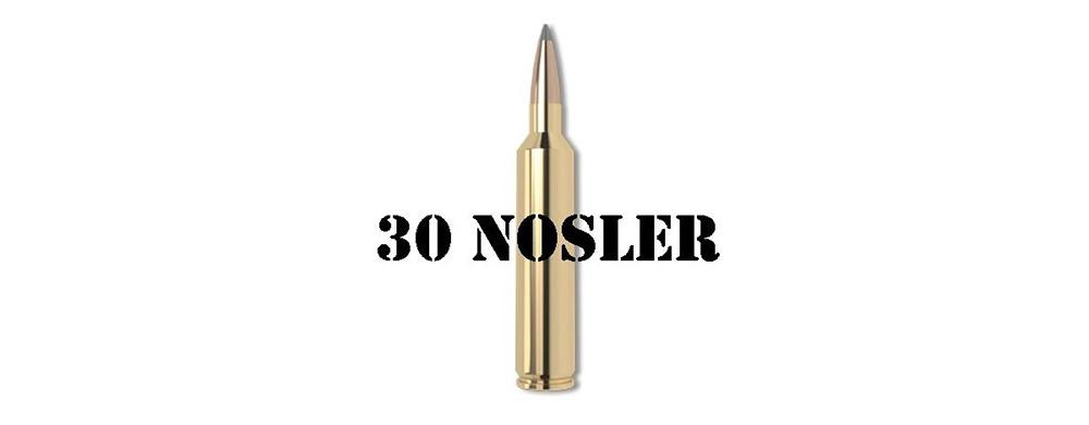 30 Nosler