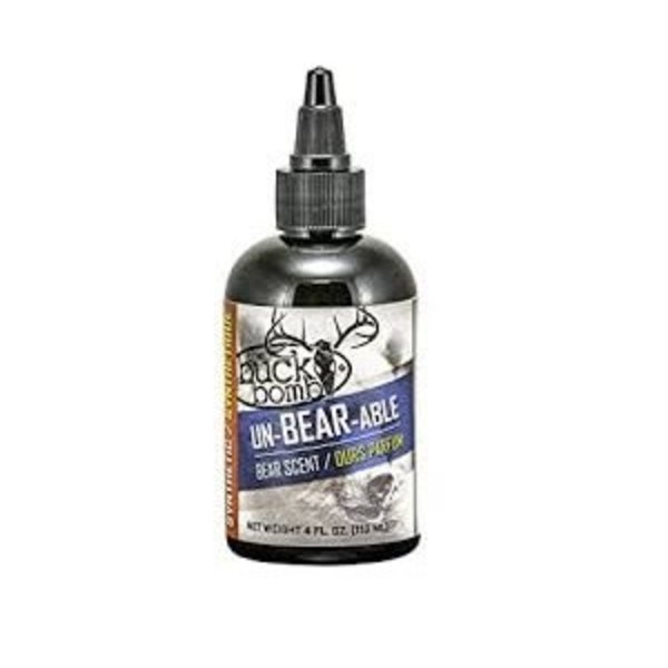BUCK BOMB UN-BEAR-ABLE SYNTHETIC LIQUID ATTRACTANT