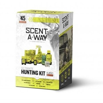 HUNTERS SPECIALTIES SCENT A-WAY ULTIMATE HUNTING KIT ODORLESS