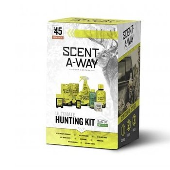 HUNTERS SPECIALTIES MAX ULTIMATE HUNTING KIT FRESH EARTH