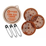 CARLTON'S CALLS COW ELK URINE SCENT WAFERS