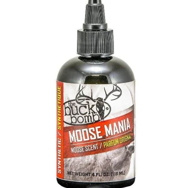 BUCK BOMB MOOSE MANIA SYNTHETIC