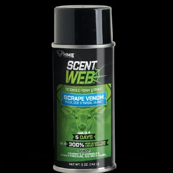 HME SCENTED WEB SCRAPED VENOM