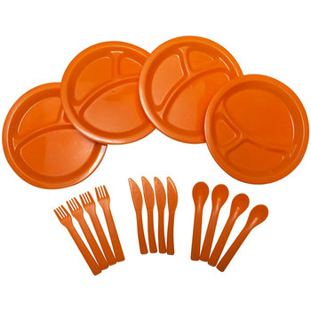 UST PICNIC SET ORANGE