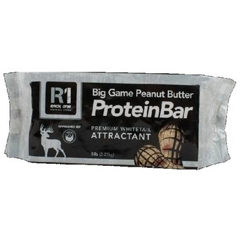 TINK'S BIG GAME PEANUT BUTTER PROTIEN BAR 5LBS