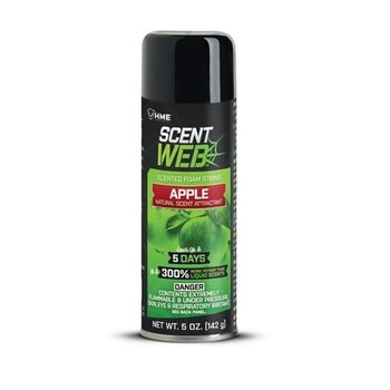HME SCENTED WEB NATURAL APPLE