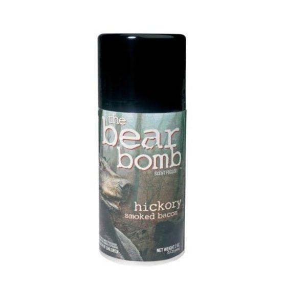 BUCK BOMB BEAR BOMB HICKORY SMOKED BACON