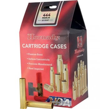 HORNADY 444 MARLIN UNPRIMED 50CT