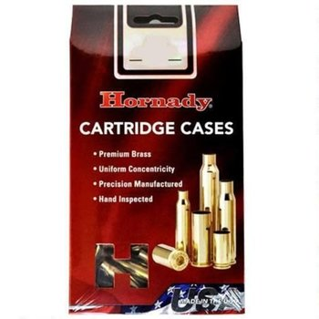 HORNADY 243 WIN UNPRIMED BRASS 50CT