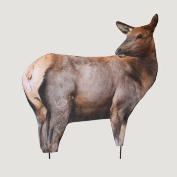 MONTANA DECOY COW ELK RMEF DECOY