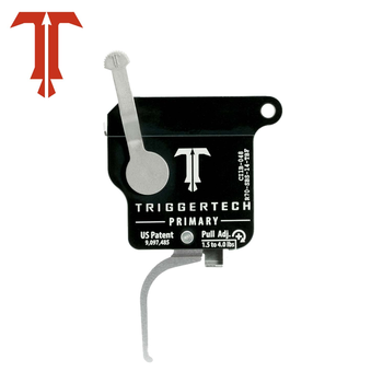 TRIGGER TECH REM 700 PRIMARY TRIGGER STRAIGHT FLAT LEVER
