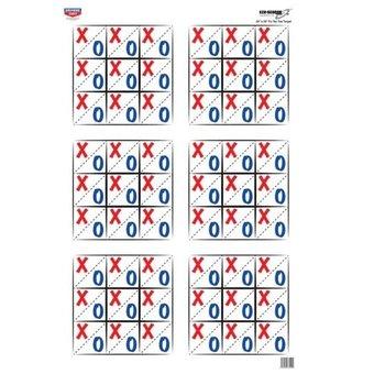 BIRCHWOOD CASEY EZE-SCORER TIC-TAC-TOE 3PK