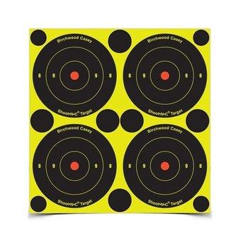 """BIRCHWOOD CASEY SHOOT-N-C 3"""" BULL'S-EYE 48 PK"""