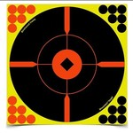 """BIRCHWOOD CASEY SHOOT-N-C 8"""" CROSSHAIR BULL'S EYE TARGET 50PK"""