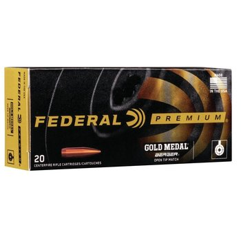 FEDERAL PREMIUM BERGER GOLD MEDAL 300 NORMA 215GR