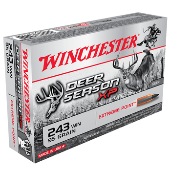 WINCHESTER 243 WIN 95GR DEER SEASON